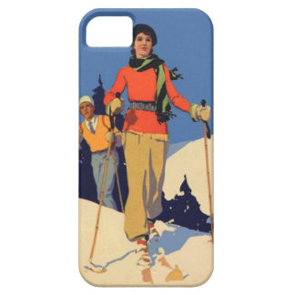 Winter sports - On the piste iPhone SE/5/5s Case