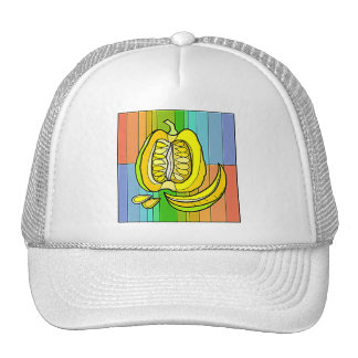 Winter Squash Trucker Hat