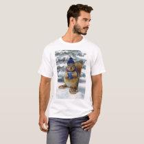 Winter Squirrel T-Shirt