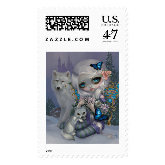 """Winter"" Stamp"