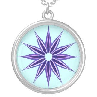 Winter Star Pendants