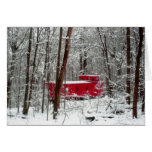 Winter storm (Greeting Card) Greeting Card