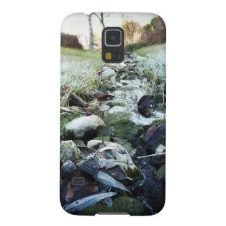 Winter Stream Case For Galaxy S5