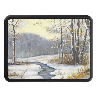 """""""WINTER STREAM TEAILER HITCH COVER"""" TOW HITCH COVER"""