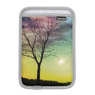 WINTER SUN AND TREE | iPad / Macbook Air Sleeve