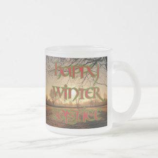 Winter Sun Mug for Winter Solstice