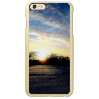 Winter Sunrise Incipio Feather Shine iPhone 6 Plus Case