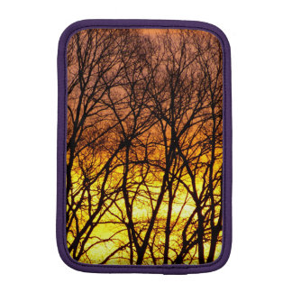 Winter Sunrise iPad Mini Sleeve