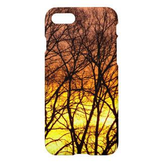 Winter Sunrise iPhone 7 Case