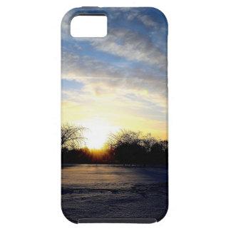 Winter Sunrise iPhone SE/5/5s Case