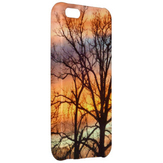 Winter Sunset 1 Case For iPhone 5C