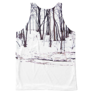 Winter T All-Over-Print Tank Top