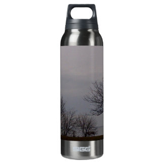 Winter Tail Wag SIGG Thermos by RoseWrites 16 Oz Insulated SIGG Thermos Water Bottle