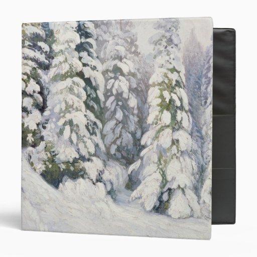 Winter Tale, 1913 Binders