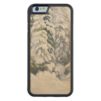 Winter Tale, 1913 Carved® Maple iPhone 6 Bumper