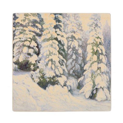 Winter Tale, 1913 Wood Coaster
