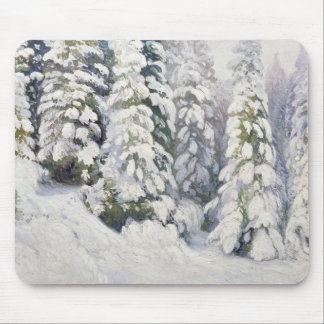 Winter Tale, 1913 Mouse Pad