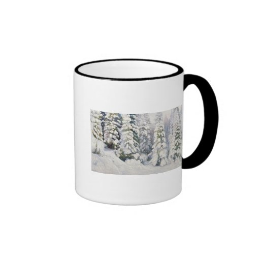 Winter Tale, 1913 Mug
