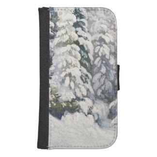 Winter Tale, 1913 Samsung S4 Wallet Case