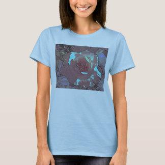 Winter Tea Rose T-Shirt