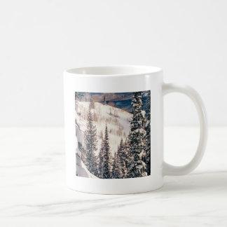 Winter The Calm Before The Storm Brighton Utah Coffee Mug