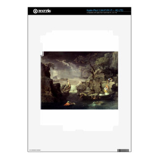 Winter (The Flood) by Nicolas Poussin Decal For iPad 3