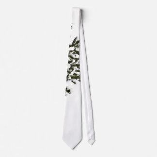 Winter Themed Tie
