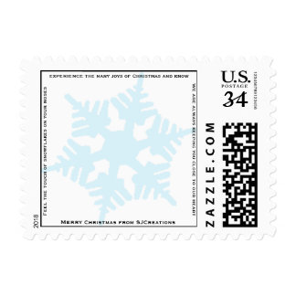 Winter Thoughts Postage