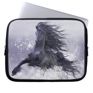 Winter Thunder Laptop Sleeve