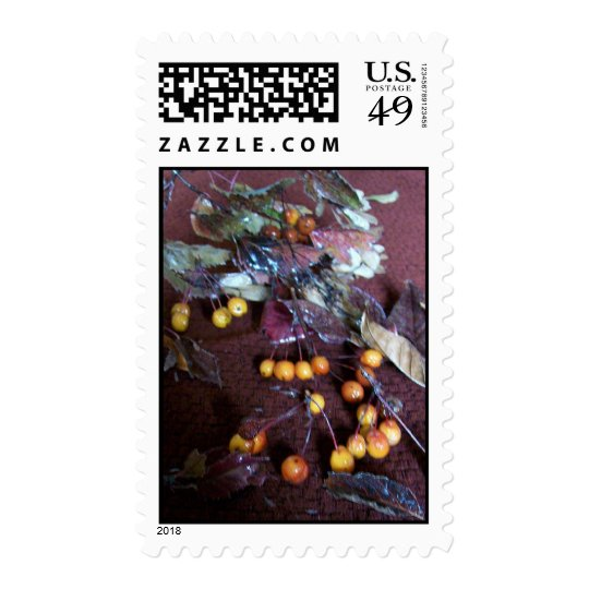 Winter Time Postage