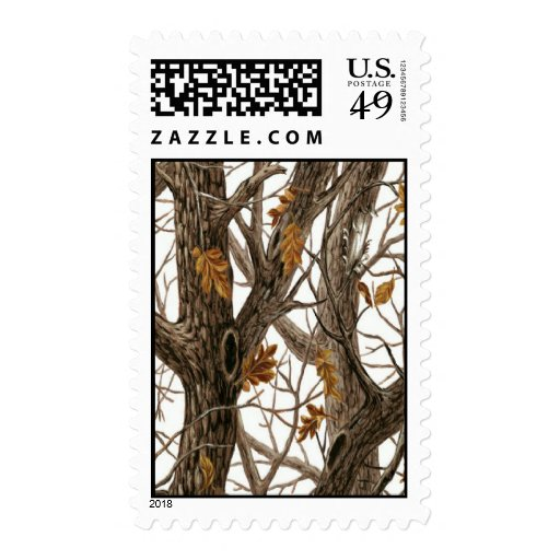 Winter Time ~ Postage Stamps