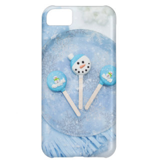 Winter Time Treats and Goodies Cover For iPhone 5C