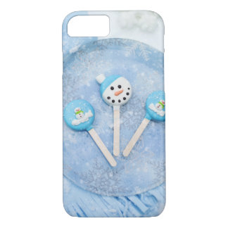 Winter Time Treats and Goodies iPhone 8/7 Case