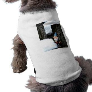 Winter Todd Dog Tshirt