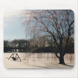 Winter Tranquility Mousepad