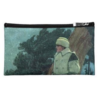 Winter Traveller Cosmetic Bag