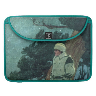 Winter Traveller MacBook Pro Sleeve