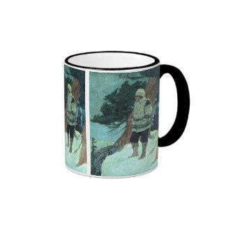 Winter Traveller Mugs