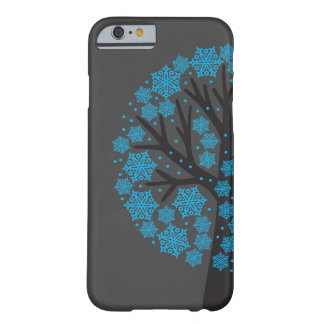 Winter Tree Barely There iPhone 6 Case