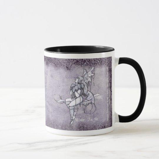 Winter Tree Fae Mug