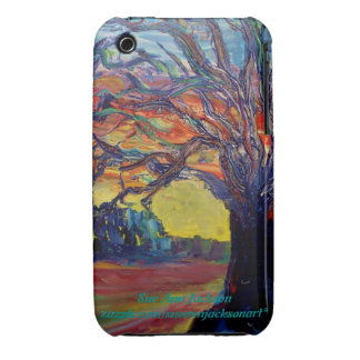 Winter Tree iPhone 3 Covers