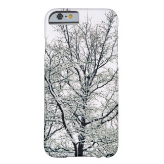 Winter Tree iPhone 6 Barely There Case