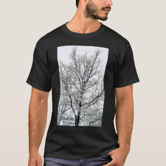 Winter Tree Men's T-Shirt