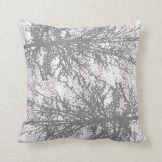 Winter Trees 2 Throw Pillow