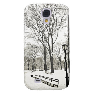 Winter Trees Covered in Snow Galaxy S4 Cases