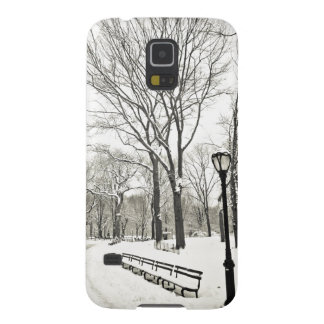 Winter Trees Covered in Snow Galaxy S5 Covers