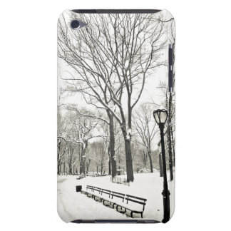Winter Trees Covered in Snow iPod Case-Mate Case