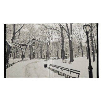 Winter Trees Covered in Snow iPad Folio Covers
