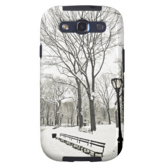 Winter Trees Covered in Snow Samsung Galaxy SIII Case