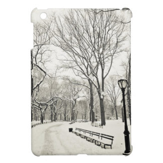 Winter Trees Covered in Snow Case For The iPad Mini